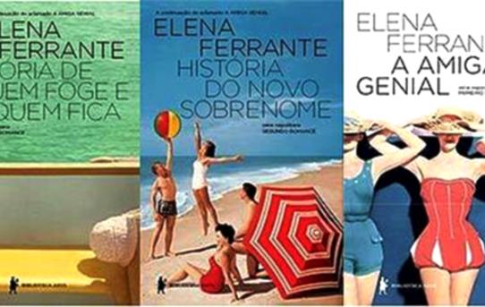 Elena Ferrante Tetralogia