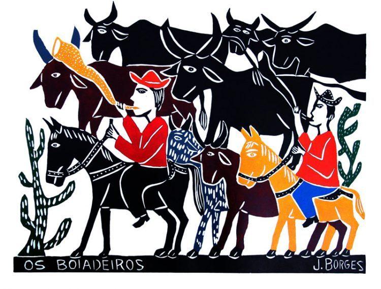 Os Boiadeiros J. Borges