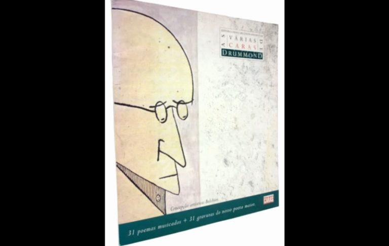 31 poemas de Drummond musicados por Belchior.