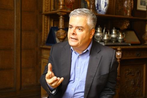 Entrevista com Rogério Tavares, Presidente da Academia Mineira de Letras